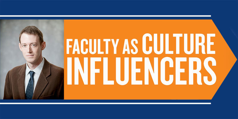 Culture Influencers: Dr. Collin Garbarino
