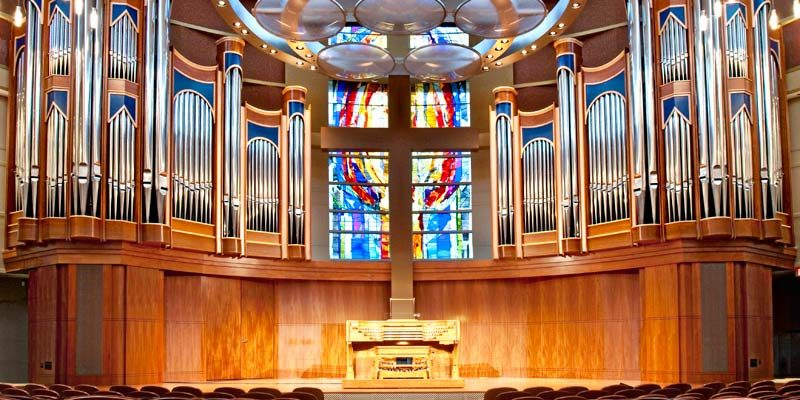 HBU Smith Organ to be featured at AGO National Convention