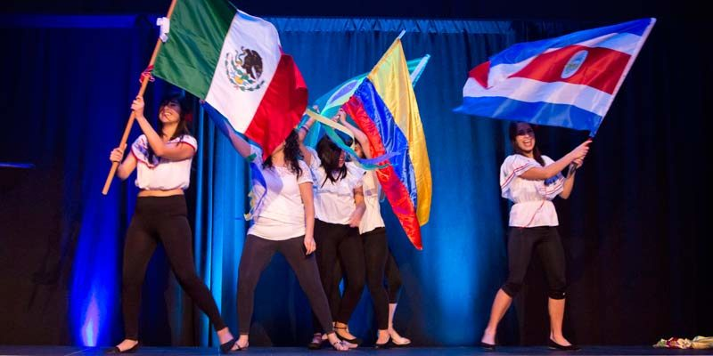 INTERNATIONAL WEEK – Celebrating Diversity, HBU Brings the World Together