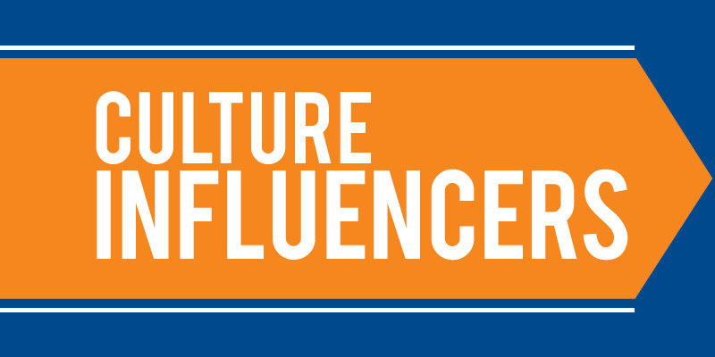Culture Influencers: Michael Roque Collins