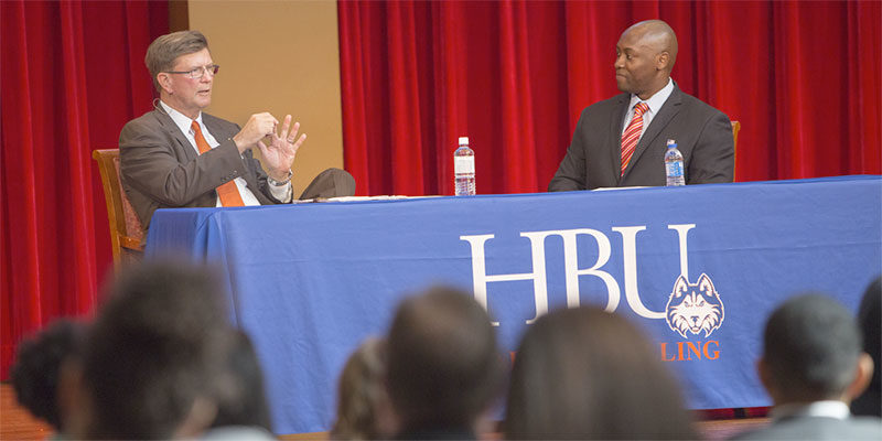 Mayor of Sugar Land and HBU alumnus shares career story