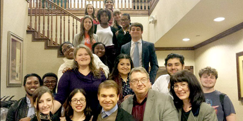 Vocal music majors compete at Regional Conference