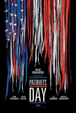 Patriots Day Official Movie Poster