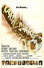 earthquake official movie poster