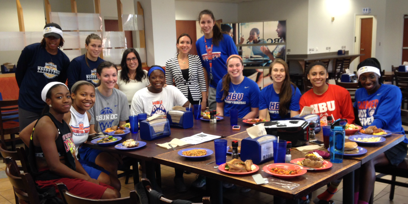 Huskies Making Better Nutrition a Priority