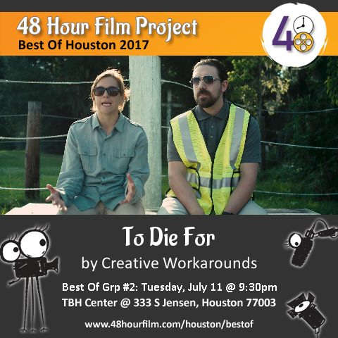 """To Die For"" 48-Hour Film Project"