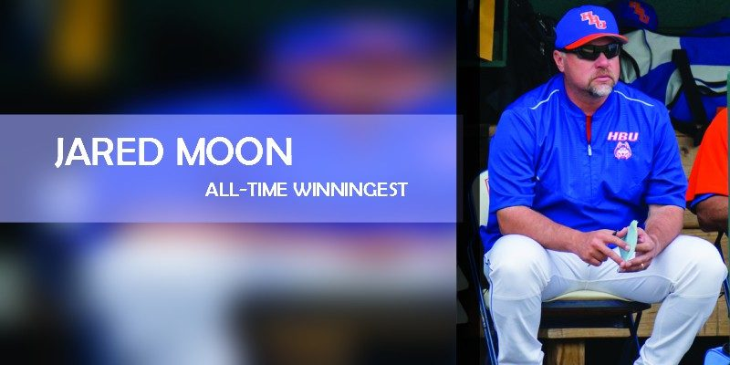 Jared Moon: All-time Winningest