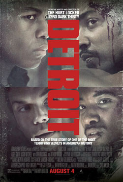 Detroit official movie poster