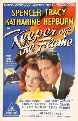 Keeper of the Flame official movie poster