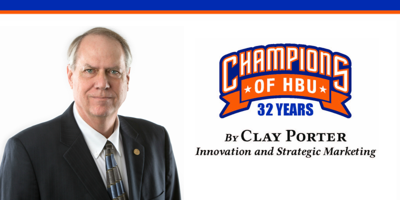 Champions of HBU: Clay Porter