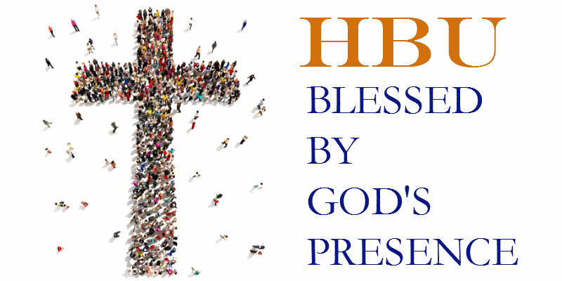 HBU Blessed by God's Presence