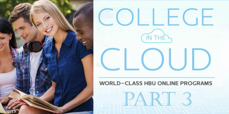 College in the Cloud- Part 3