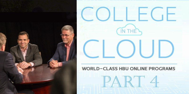College in the Cloud- Part 4