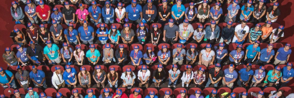 HBU Welcomes New and Returning Students for the 2017-2018 School Year