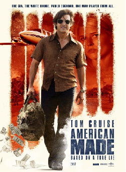 American Made 2017 Movie Poster