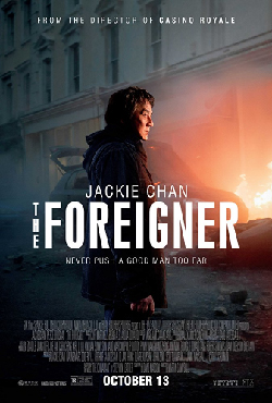 The Foreigner 2017 Movie Poster