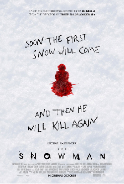 The Snowman 2017 Movie Poster