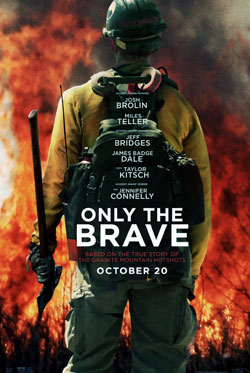 Only the Brave official movie poster