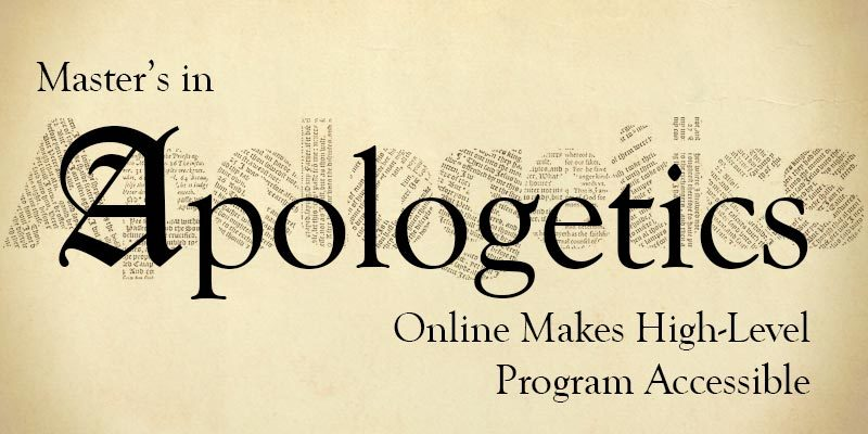 MA Apologetics Article