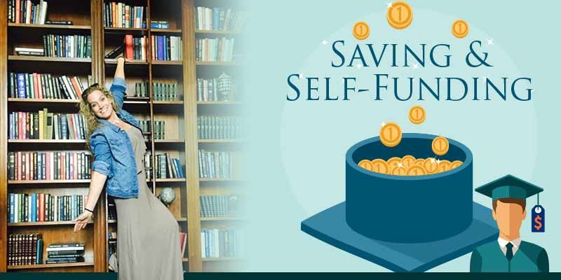 Saving and Self Funding Article Header