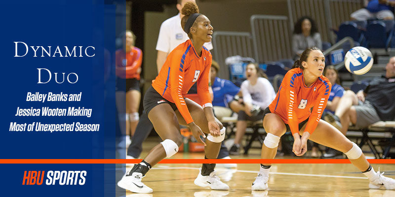 HBU Sports: Volleyball's Dynamic Duo