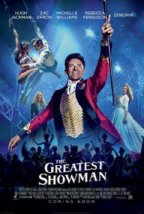 greatest showman official movie poster