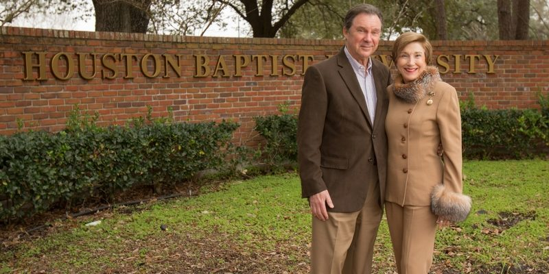 Planting a Seed: Couple Plans a Legacy Gift for HBU
