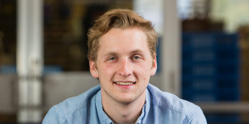 Student Experience: Seth Grant