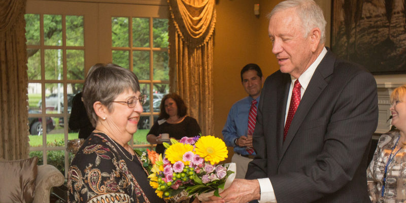 Dr. Doris Warren Celebrates 50 Years on Her Mission Field