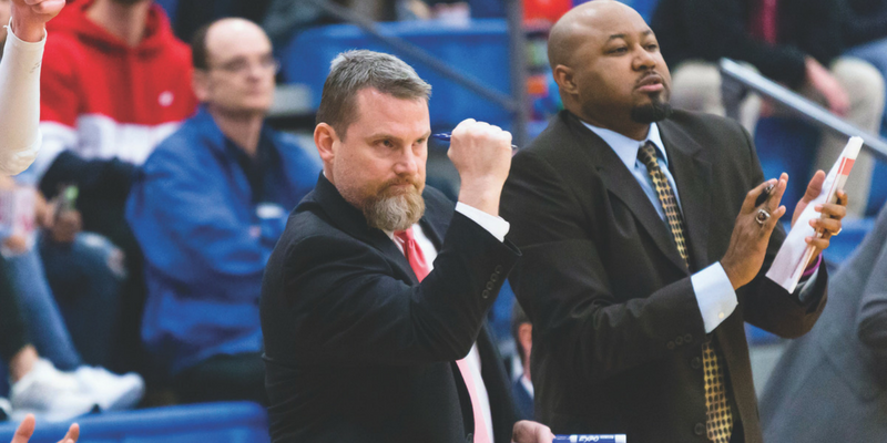 This is Home: HBU is Where Assistant Basketball Coach Steven Key is Meant to Be