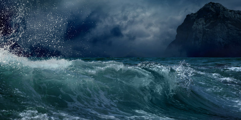 Scylla and Charybdis: Between Fear and Courage
