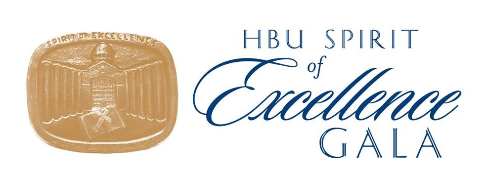 2018 HBU Spirit of Excellence Gala Tickets Still Available