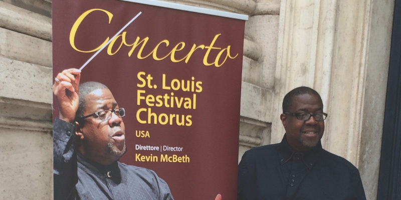 Music Has Opened Doors for Alumnus Kevin McBeth