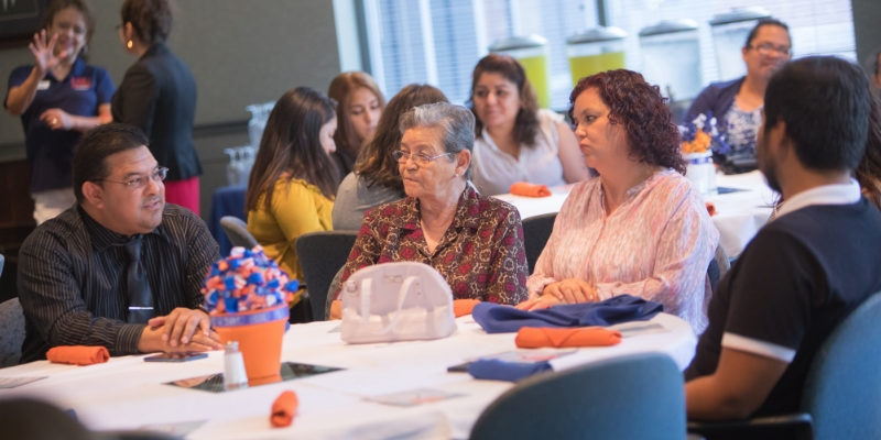 HBU Serving Hispanic Students and Families