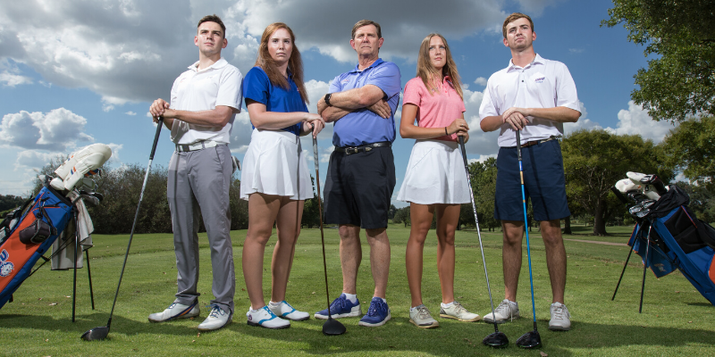 HBU Men's Golf