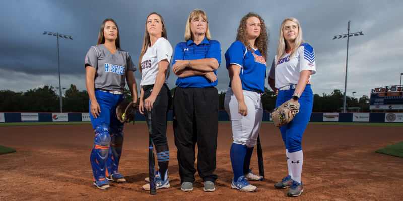 HBU Softball