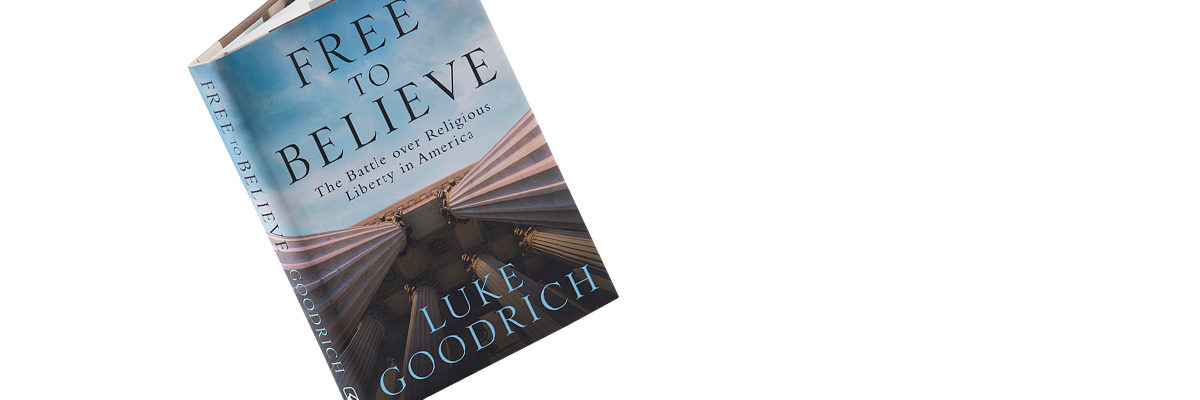 "Book Review: ""Free to Believe"""