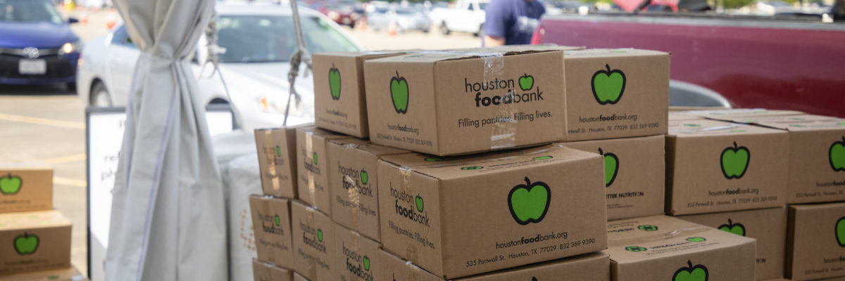 HBU Receives Cullen Trust Grant in Partnership with Houston Food Bank