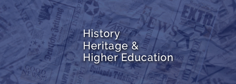 Bringing It All Back Home: HBU's New MA in History