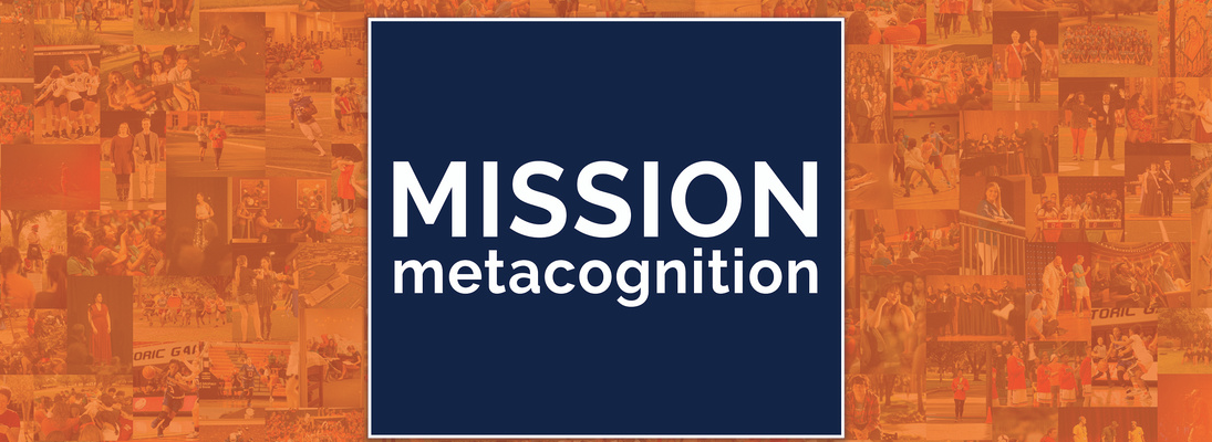 "HBU to Embark on ""Mission Metacognition"""