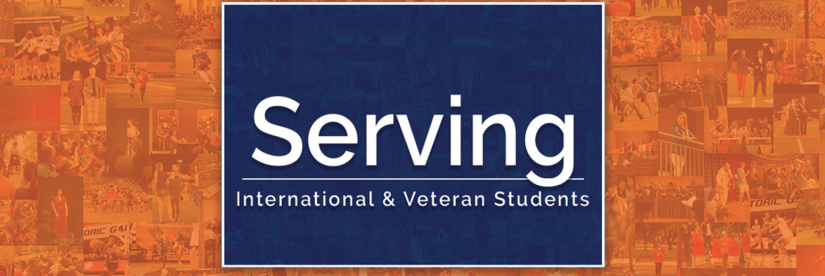 International and Veteran Student Services Assist Students