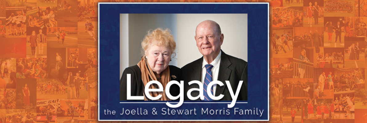 Morris Family Integral to the Story of HBU