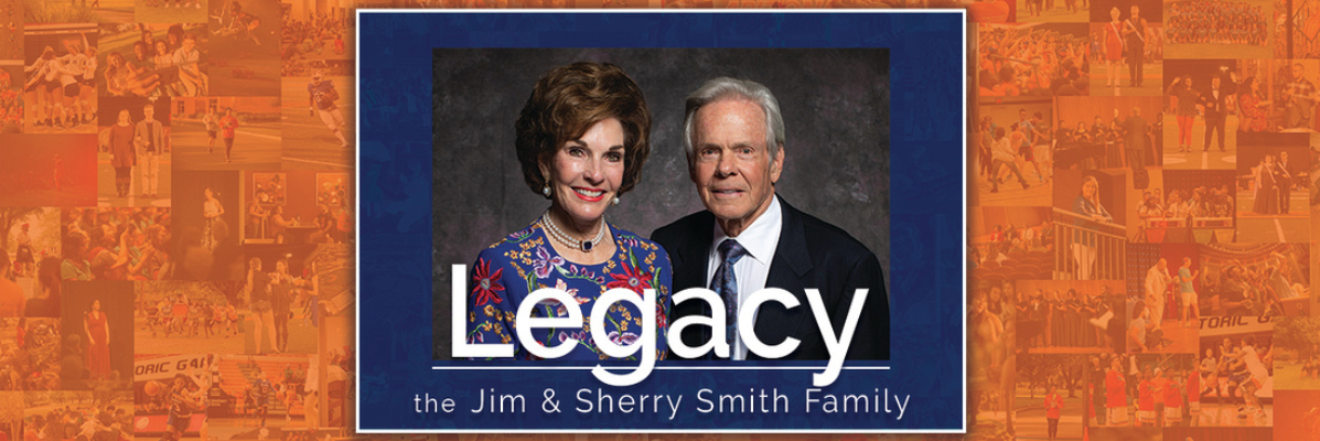 Smith Family Integral to the Story of HBU