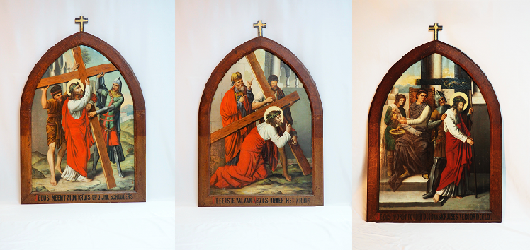 "HBU to Host Dedication for ""Stations of the Cross"" Paintings"