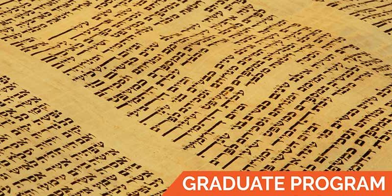 Master of Arts in Biblical Languages