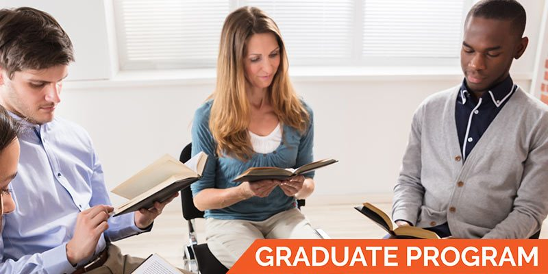 Master of Arts in Christian Counseling