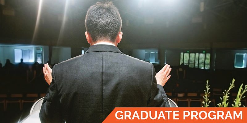Master of Arts in Christian Leadership