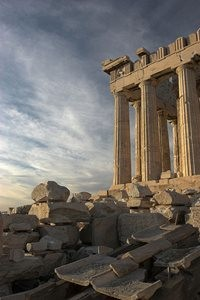 399px-Parthenon_from_south
