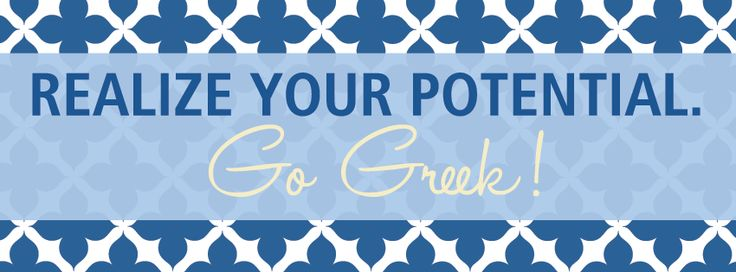 Sorority Go Greek