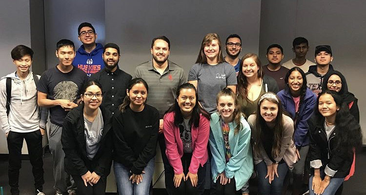 Pre-Physician Assistant Society – Student Life